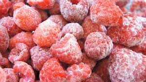 Frozen Rasberries