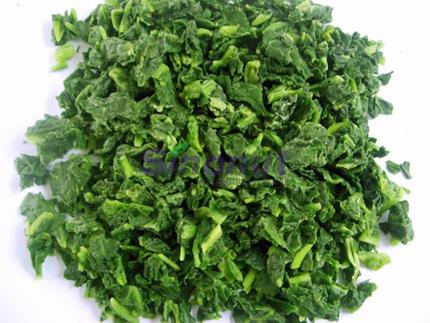 Spinach Chopped Frozen 10kg