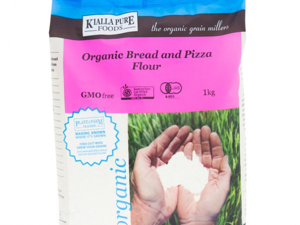 Wheat_LF_Organic Bread & Pizza Flour 1kg