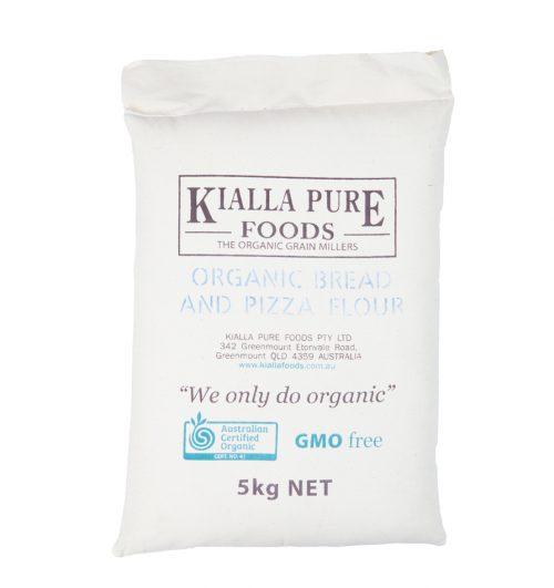 Wheat_LF_Organic Bread & Pizza Flour 5kg